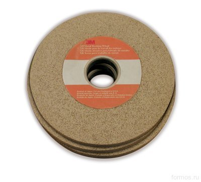 3M™ 62022 диск Scotch-Brite™ XR-WM HA 80 150мм х 13мм х 25мм