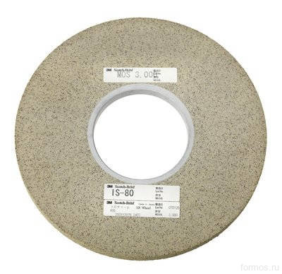 Круг Scotch-Brite™ 3M™ 62023 XR-WM HA 80 150мм х 25мм х 25мм